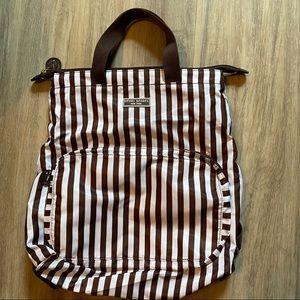 Henri Bendel Zip Around Packable Backpack